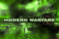 Modern Warfare 2 video game logo