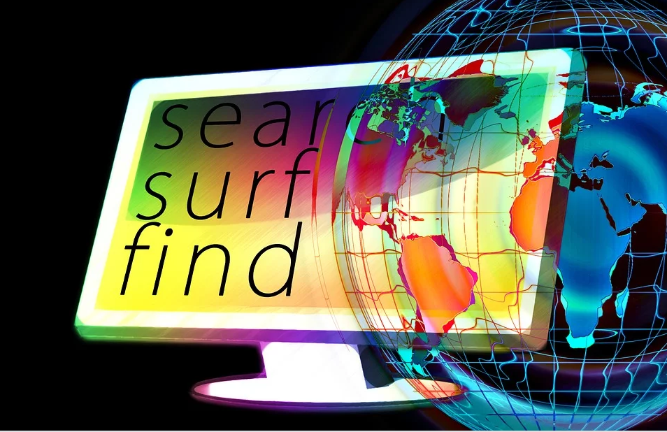 search surf find