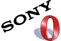 Sony Opera browser